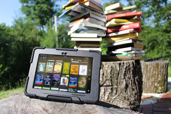 Build a Bug Out Kindle: A Digital Survival Library at Your Fingertips –