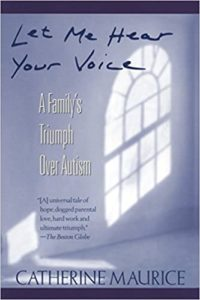 Let Me Hear Your Voice by Catherine Maurice