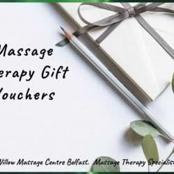 Willow Gift vouchers