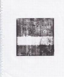2015, Ink on grid paper