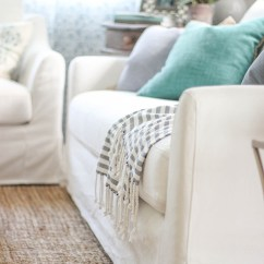 Pottery Barn Sleeper Sofa Reviews Bed Prices Ikea Slipcovered My Rp Slipcover ...