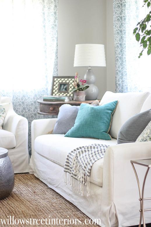 ekeskog sofa slipcover spencer leather loveseat chair set ikea slipcovered reviews comfort works karlstad ...