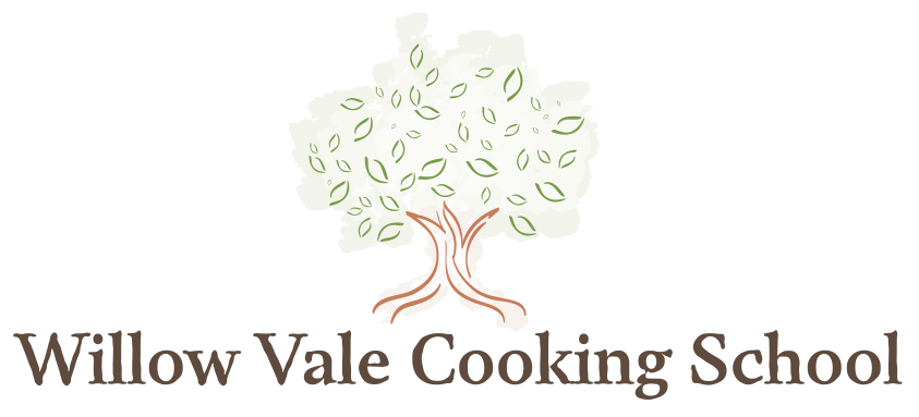 Willow Vale Cooking School Logo