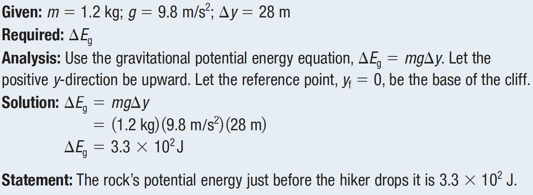 Lesson 2 - KINETIC ENERGY. GRAVITATIONAL POTENTIAL ENERGY & WORK-ENERGY THEOREM - WillowWood Lessons