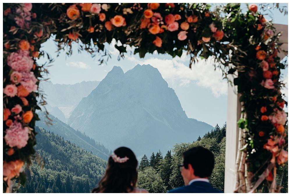 Garmisch Partenkirchen wedding photography alpine landscape