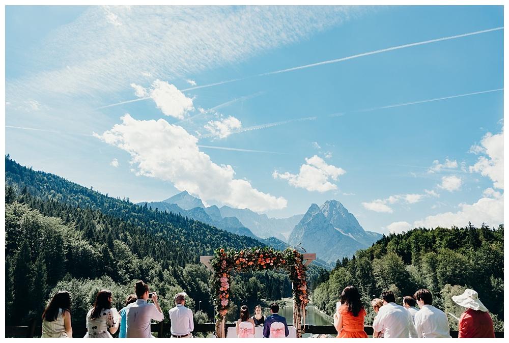 Garmisch Partenkirchen wedding photography