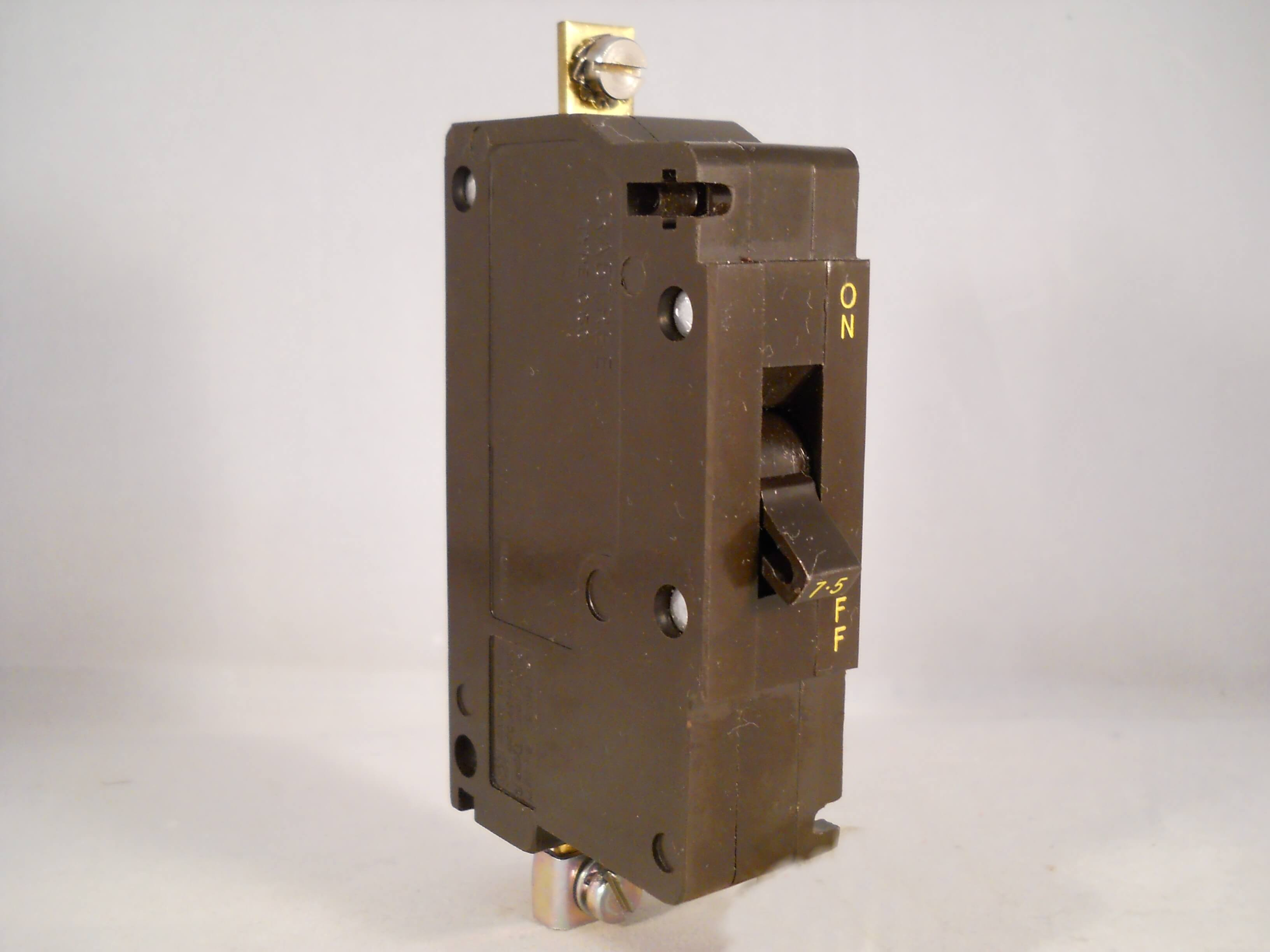 Crabtree C50 5 Amp Single Pole Mcb Circuit Breaker