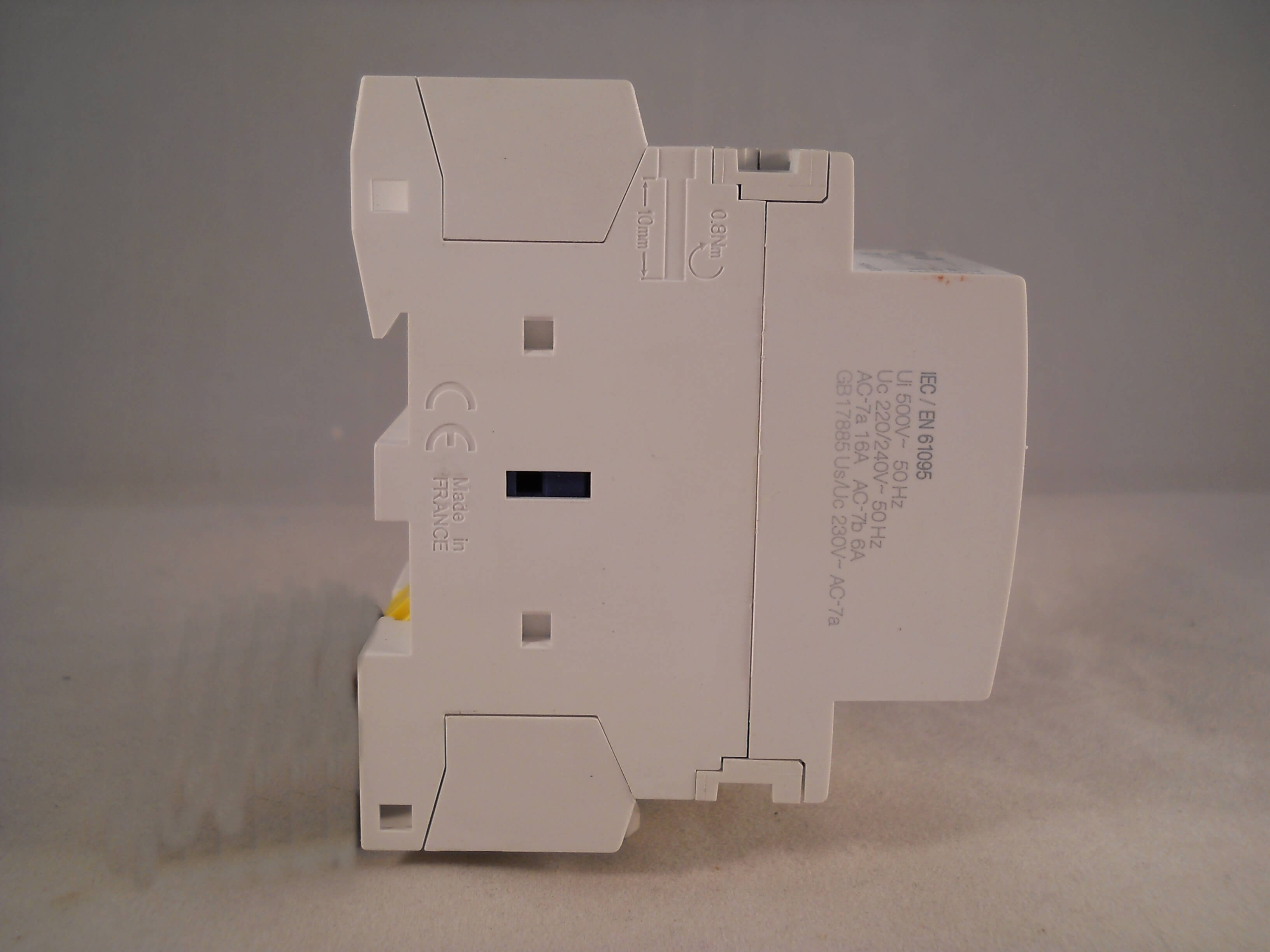 schneider ict 25a contactor wiring diagram kenmore elite dryer 16 amp 4 pole 240vac coil n o acti 9