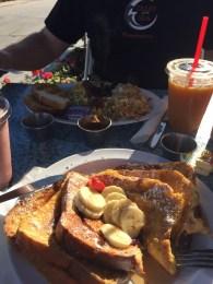Breakfast @ The Olive Café