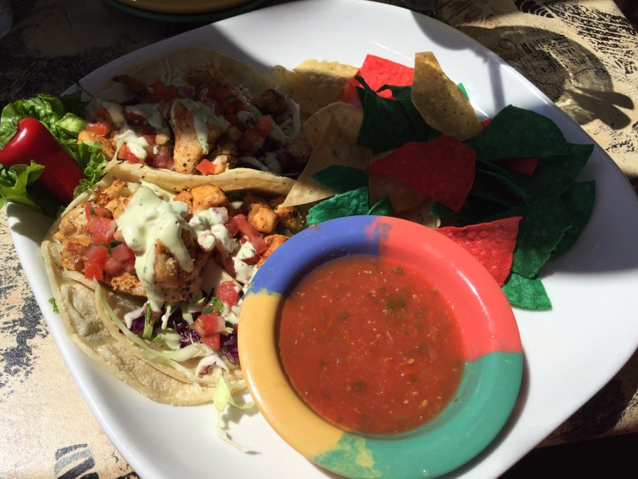 Buster's Fish Tacos