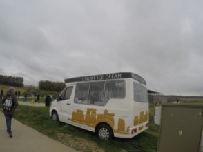 Stonehenge Ice Cream Truck