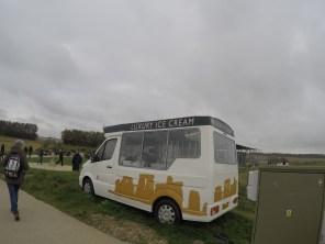 Stonehenge Ice Cream Truck