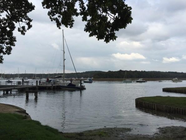 Bucklers Hard/ Beaulieu River