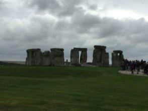 Stonehenge, anderer Winkel...