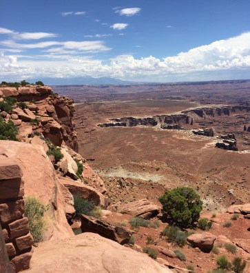 Canyonlands National Park Grand Viewpoint