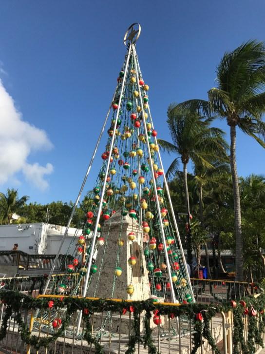 Key West Weihnachtsbaum