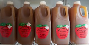 iowa organic apples cider