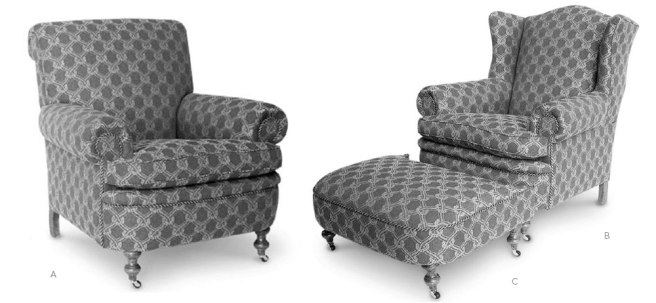 The Deakin Traditional Style Chair
