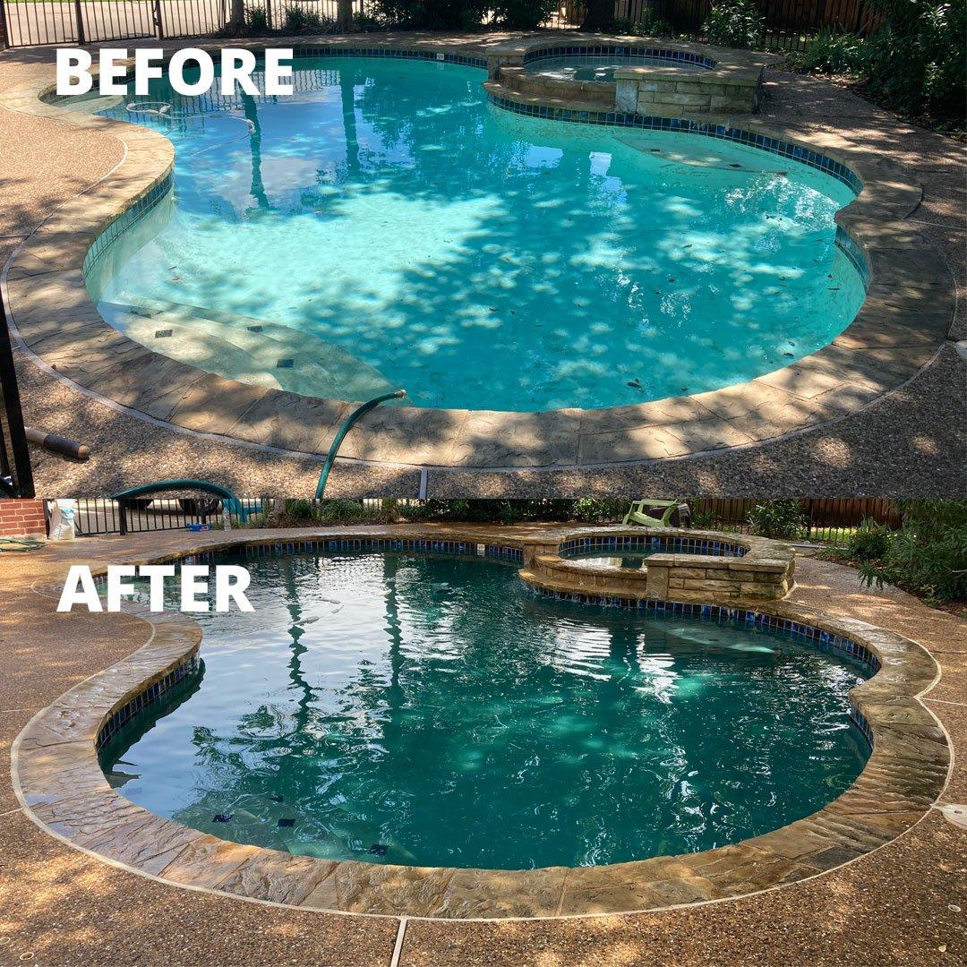 pool resurfacing and repair experts in