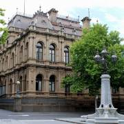 Bendigo Courthouse, early Australian courthouses, Australian legal history