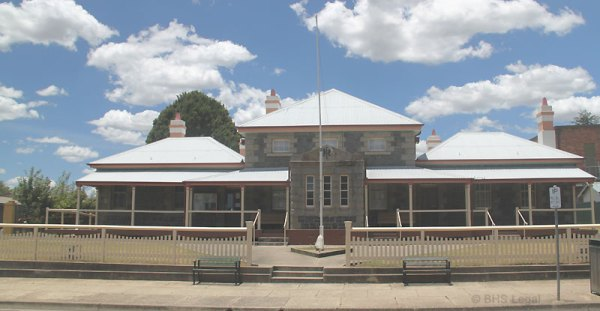 Glen Innes Courthouse