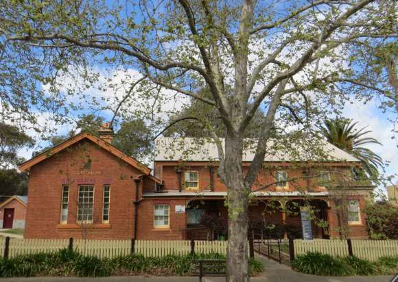 Junee Courthouse, NSW, Early Australian courthouses, old Australian courthouses, Australian legal history