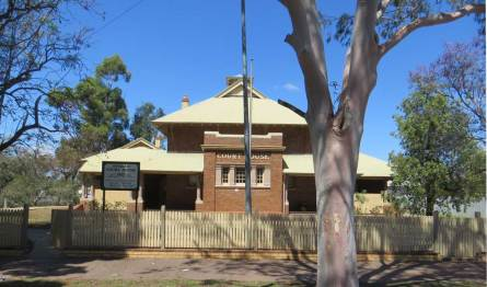 Nyngan Courthouse, New South Wales