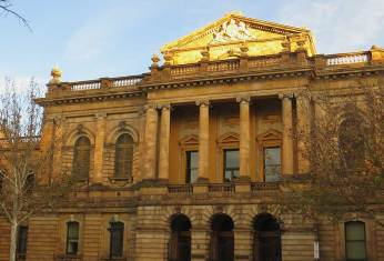 Supreme Court of South Australia, early Australian courthouses, old Australian courthouses