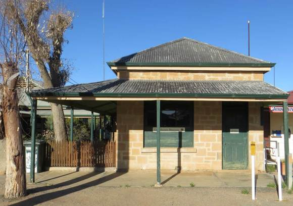 Tibooburra Courthouse (former), New South Wales