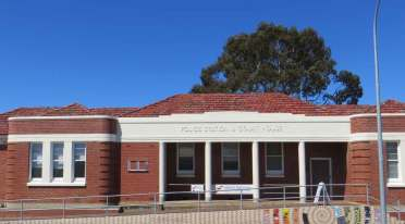 early Australian Courthouses, Victor Harbor Courthouse and Police Station, old Australian courthouses,