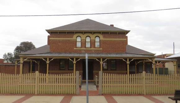 Wentworth Courthouse, New South Wales