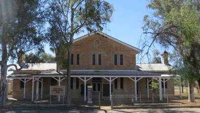 Wilcannia Courthouse, New South Wales