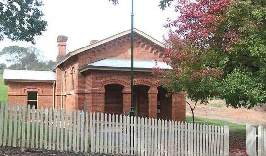 Yackandandah Courthouse, Australian Courthouses, historical Australian courthouses, colonial Australian courthouses, Australian legal history