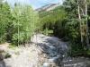 7602-creek-flows-under-the-bridge at-trail-head