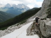 7628-trying-to-miss-the-snow-on-the-trail