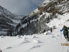 The Col of Mt White & Mt Niblock walking around Lake Agnes