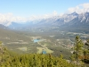 View of the Bow Valley