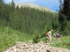 Start of creek bed Guinns Pass