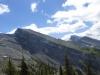 Looking across to Emmas peak