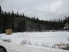 Sundance Creek all washed away