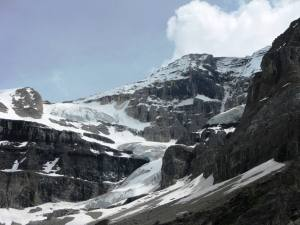 The Stanley Glacier