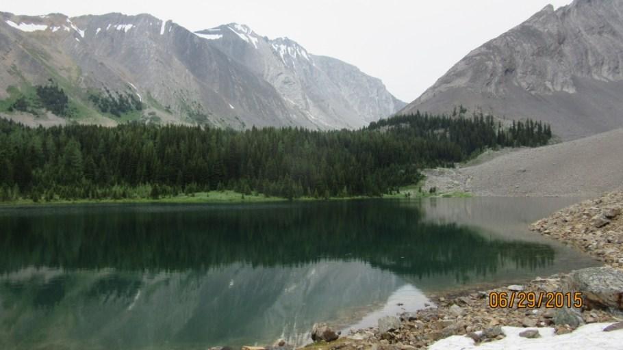 Rummel lake