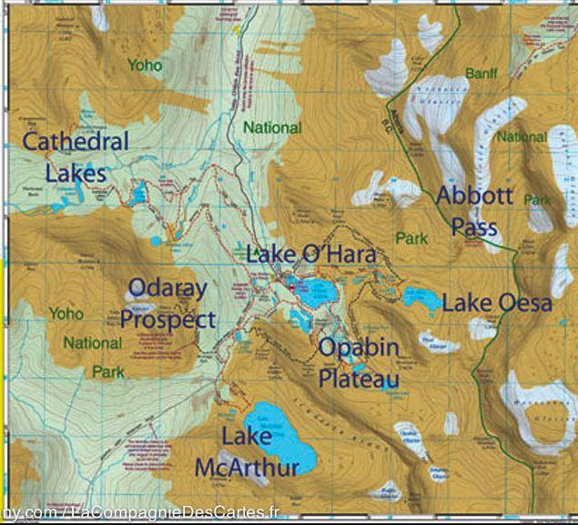 Lake O'Hara Gem Trek