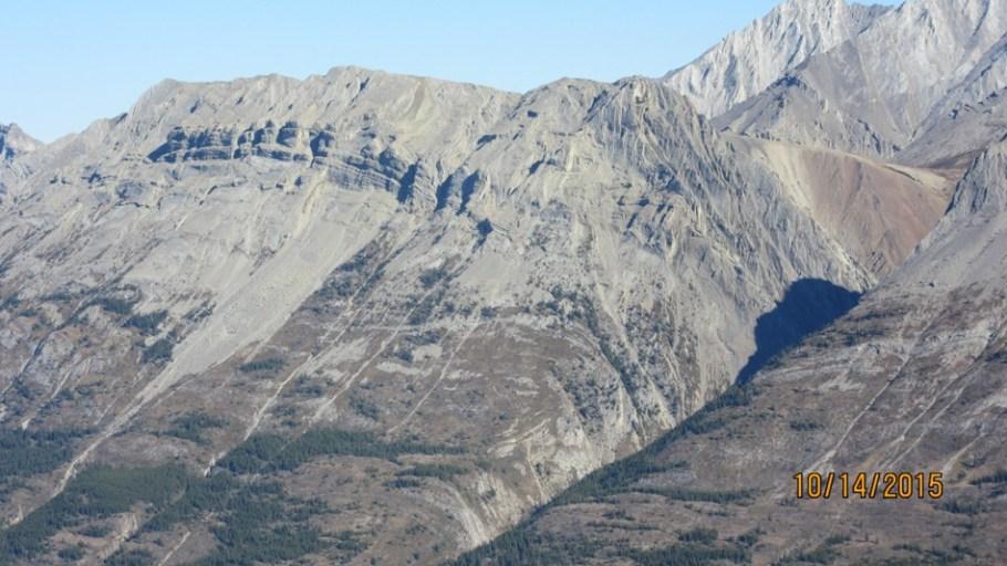 Opal Ridge South as veiwed from Lawson Ridge