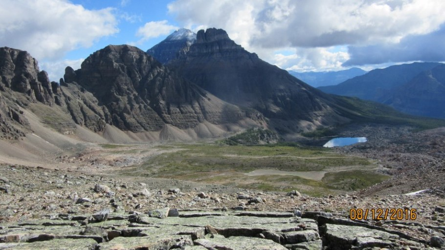 From Wenkchema Pass to Eiffel Lake