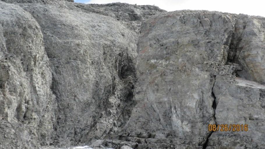 kanes Chute to Mt Murray summit