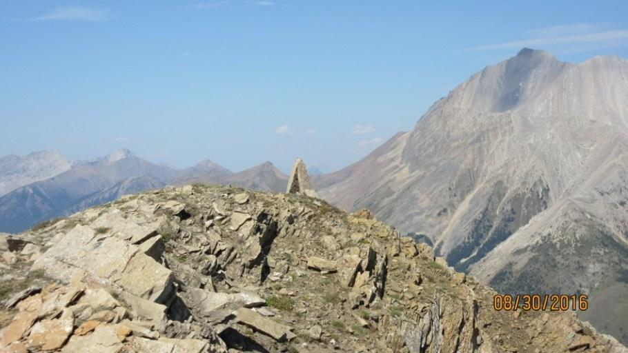 Peak Two Cairn