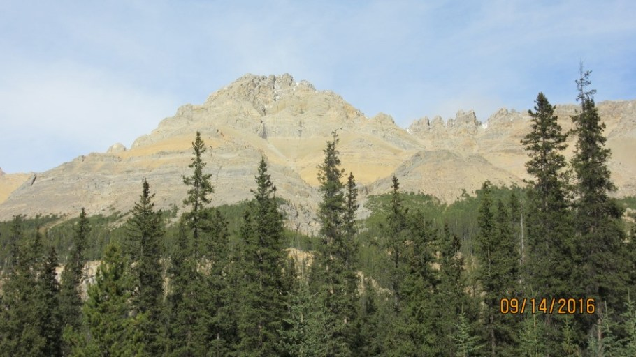 Mt Weed from the hwy