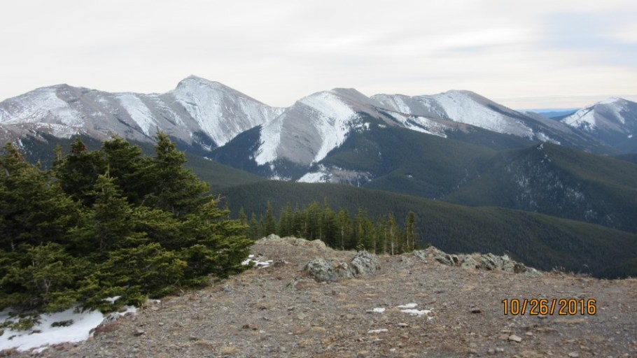 From Jumpingpound to Moose Mountain