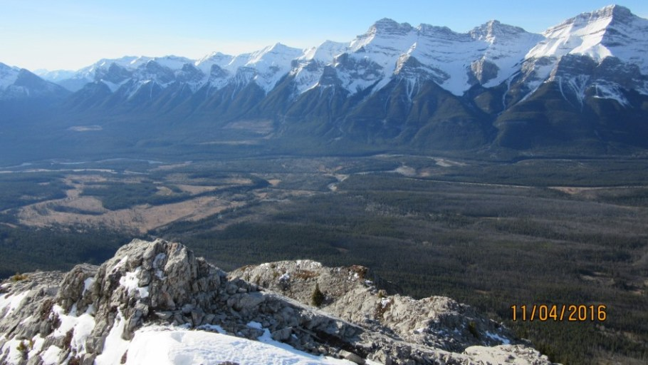 Rundle Range and it's endless butres's